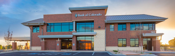 Bank of Colorado Page Banner Image