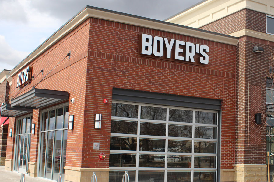 Boyer's Coffee Project Thumbnail Image